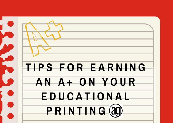 Educational Printing Tips