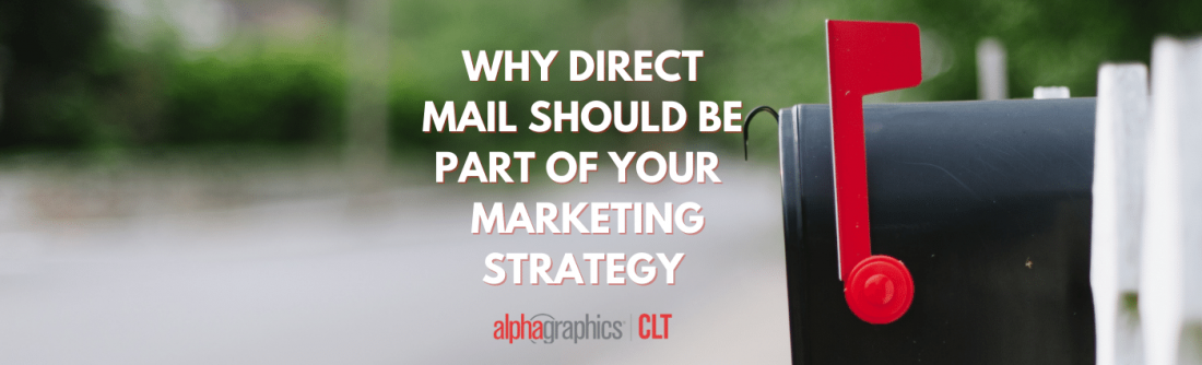 Direct Mail Design, Printing and Implementation Charlotte NC