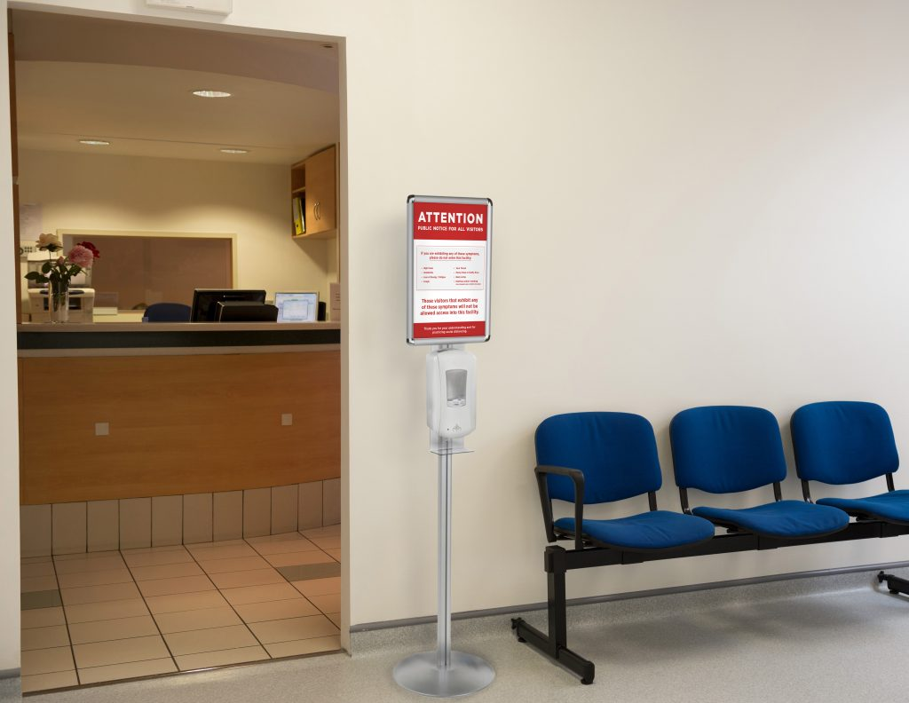 Wayfinding or Directional Signs For Healthcare Facilities-2