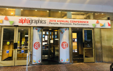 AlphaGraphics Conference 2019