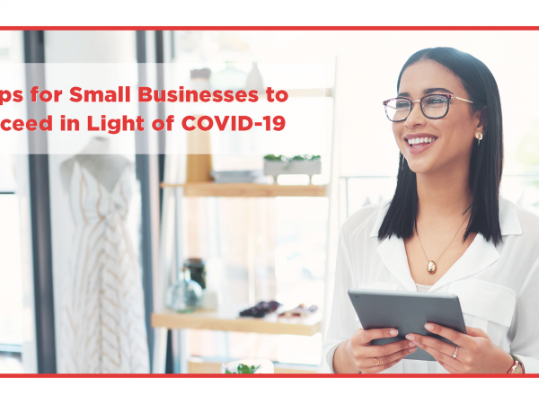 3 Steps for Small Businesses