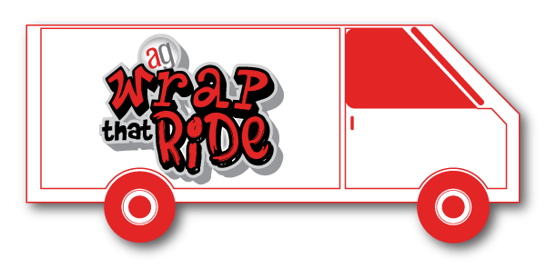Wrap That Ride Contest Logo