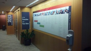 DST Wall Graphic