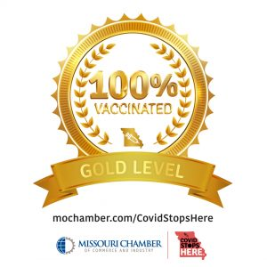 AlphaGraphics Downtown receives Gold designation from the Missouri Chamber-1