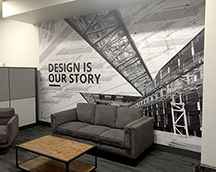Windows, Walls and Floors: Complete Office Branding-2