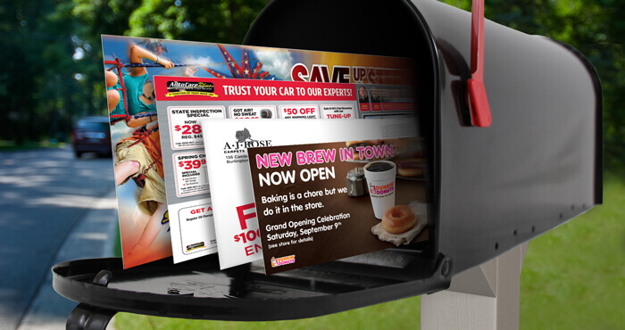 A Direct Mail Advertising
