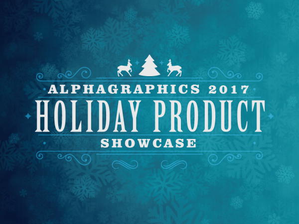 Holiday Promotional Product Showcase