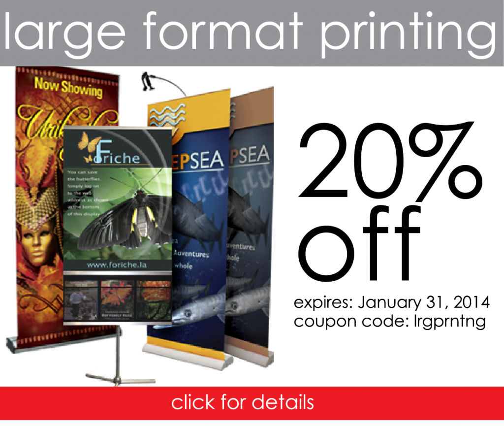 January Deal: 20% Off Large Format Printing-1