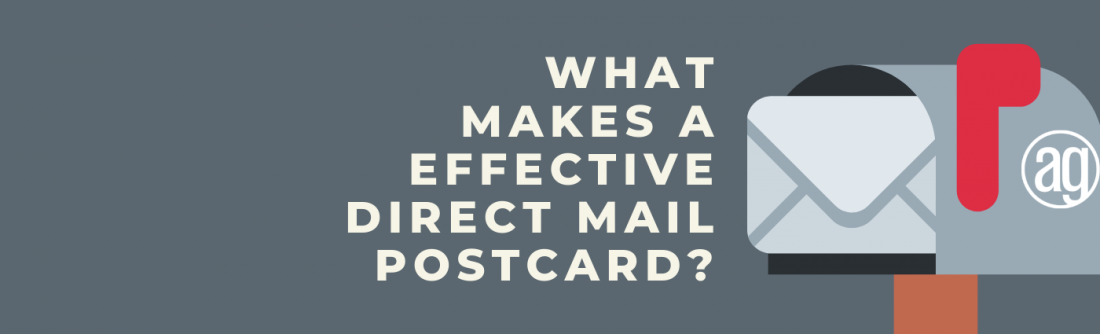 What Makes a Good Direct Mail Postcard