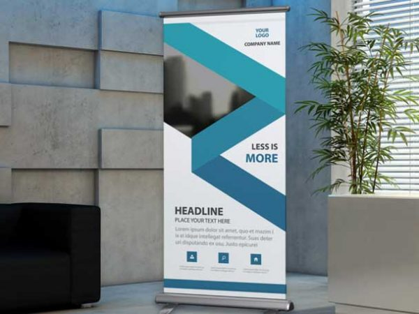 Trade Show Pop Up Banner