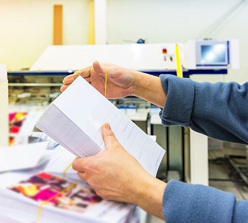 Brochures and pamphlets professionally printed at AlphaGraphics in Orem