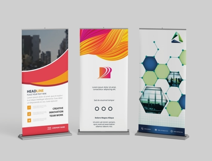 Portable Popup Banners
