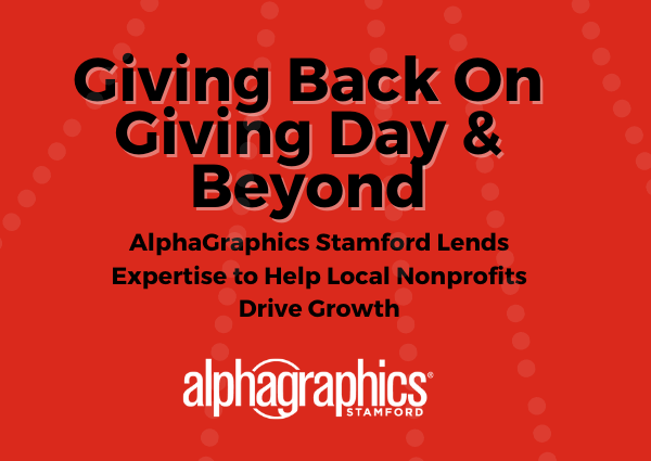 Giving Back on Giving Day and Beyond Nonprofit Fairfield County