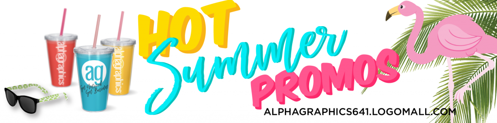 Summer Promotional Products in Wilmington, NC