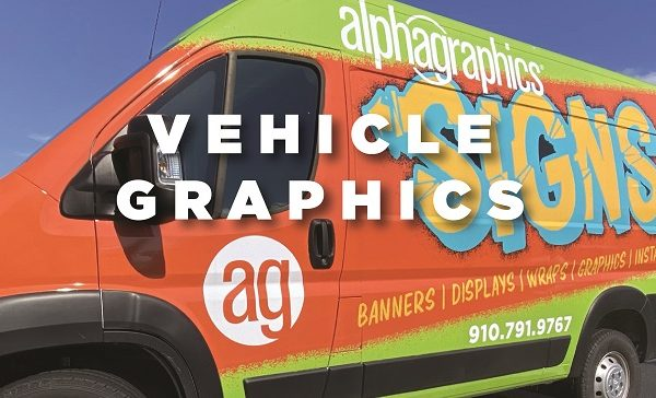 Why Vehicle Wraps Are Great For Business - Wilmington NC