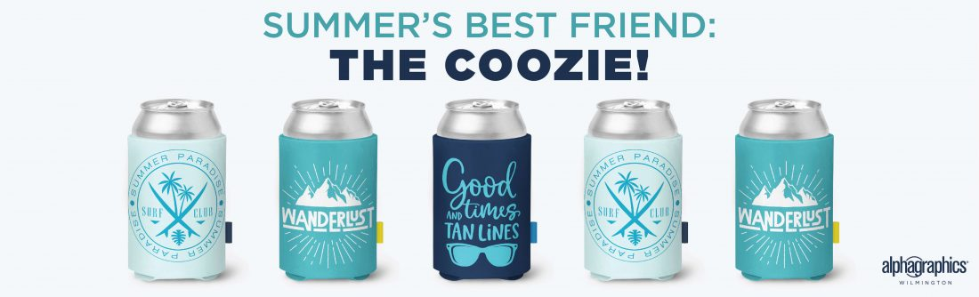 Promotional Item Wilmington NC Coozie