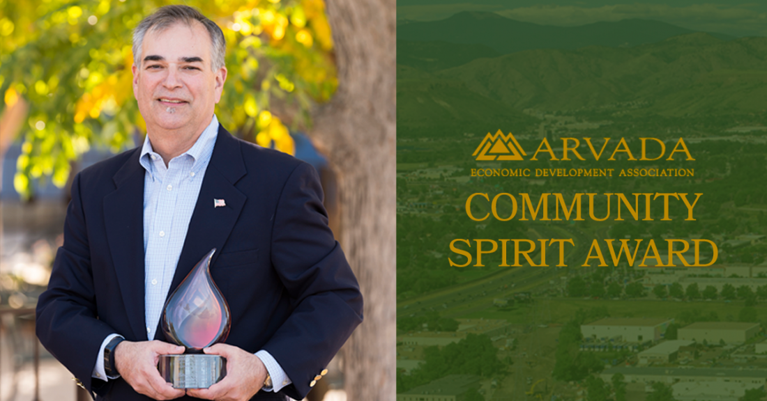 Arvada Community Spirit Award